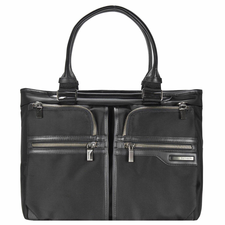 3c34a96de0f1c Samsonite GT Supreme Damen Aktentasche 44 cm Laptopfach black black ...