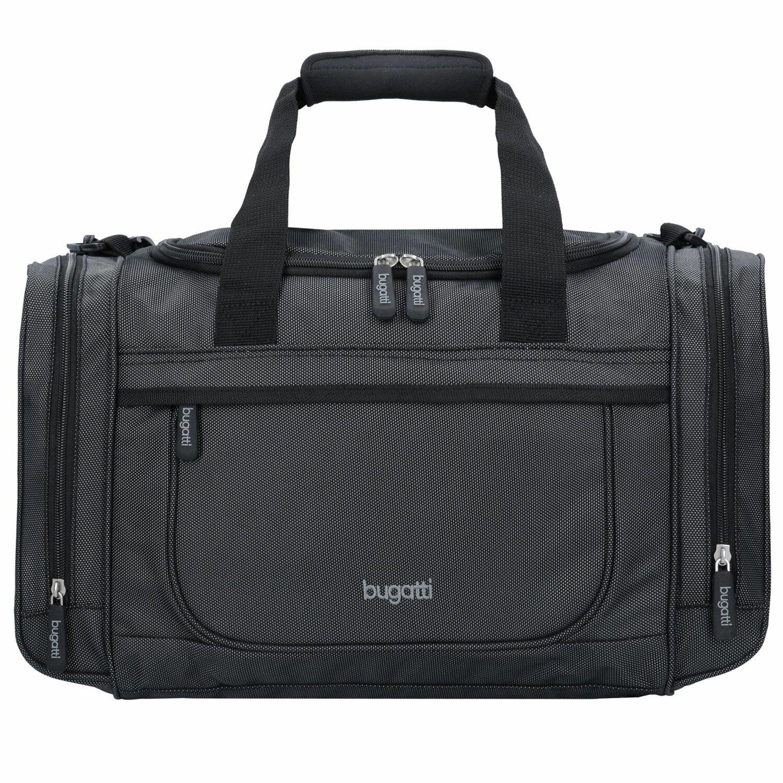 bugatti lima reisetasche sporttasche 44 cm anthrazit. Black Bedroom Furniture Sets. Home Design Ideas