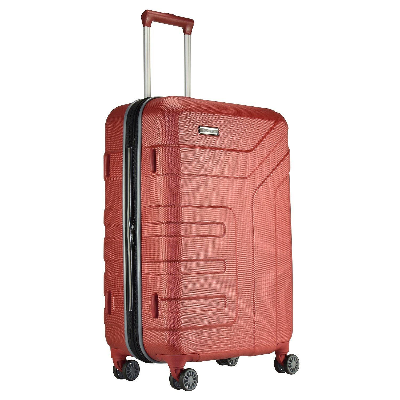 travelite vector 2 0 4 rollen trolley 70 cm koralle. Black Bedroom Furniture Sets. Home Design Ideas