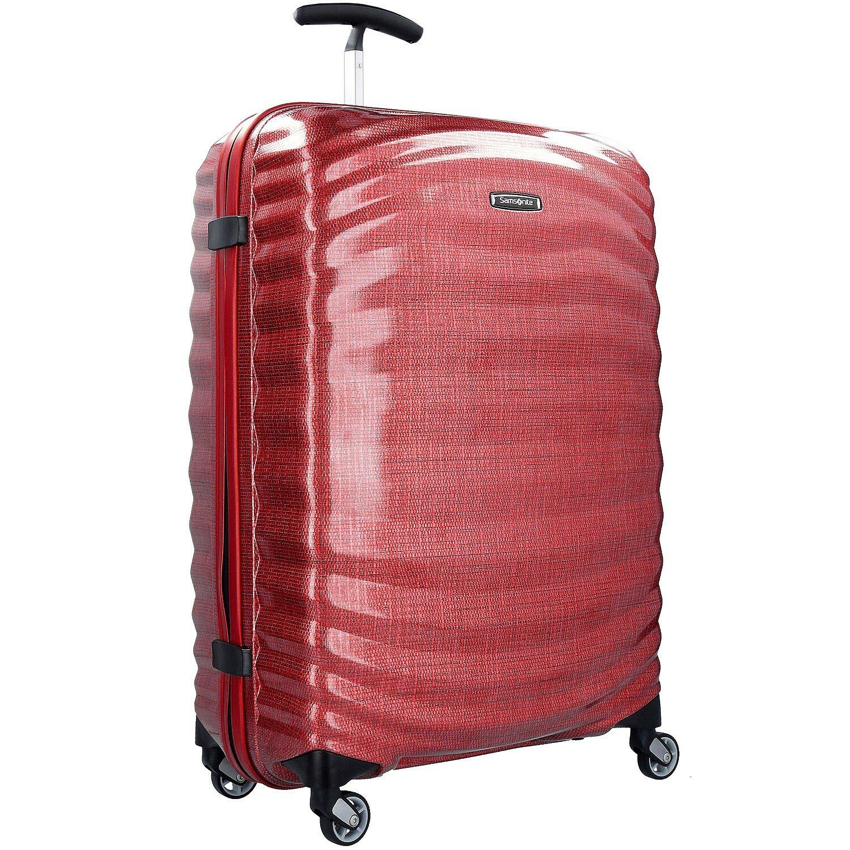 samsonite lite shock spinner 4 rollen trolley 75 cm sand koffer. Black Bedroom Furniture Sets. Home Design Ideas