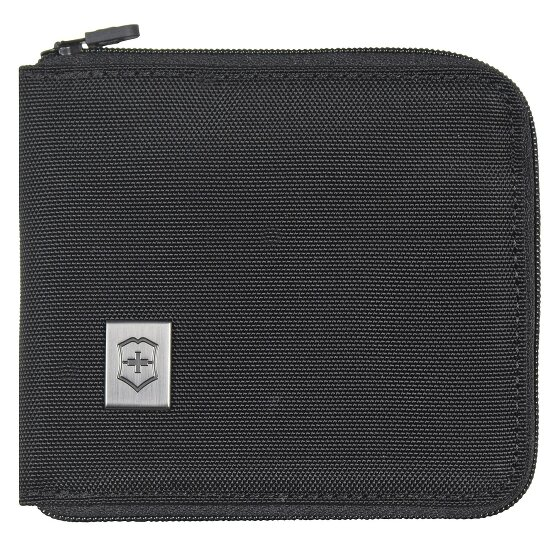 Victorinox Travel Accessoires 4.0 Geldbörse 11 cm black bei Koffer-Arena.de