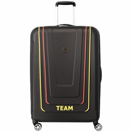 Büro & Schreibwaren Koffer, Taschen & Accessoires Titan X-ray 4 Rad Trolley L 77 Cm Auswahlmaterialien