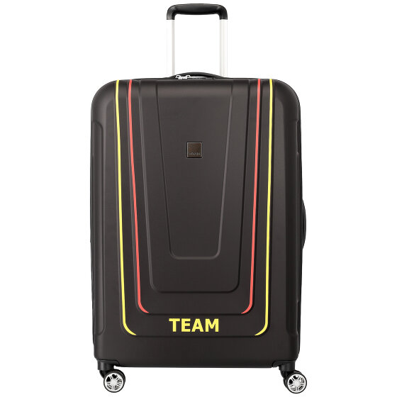 Titan X-ray 4 Rad Trolley L 77 Cm Auswahlmaterialien Koffer, Taschen & Accessoires