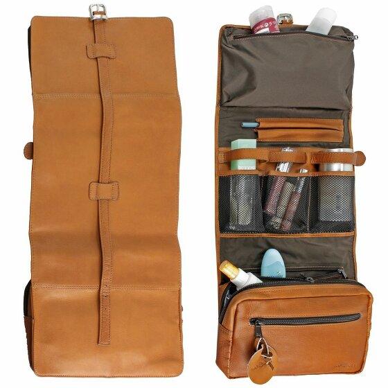 harold 39 s country kulturtasche leder 22 cm schwarz koffer. Black Bedroom Furniture Sets. Home Design Ideas
