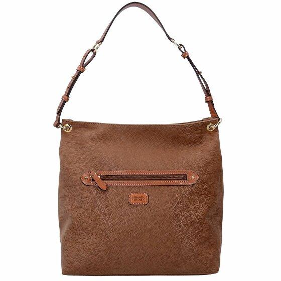 Bric´s Life Sacca Shopper Tasche 31 cm camel