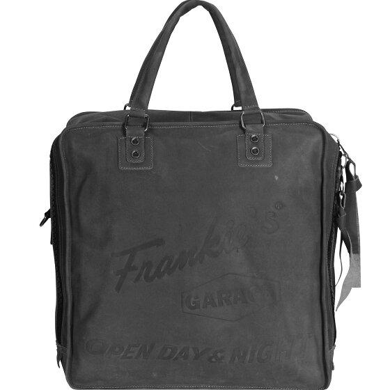 Frankies Garage Record Bag Henkeltasche 40 cm s...