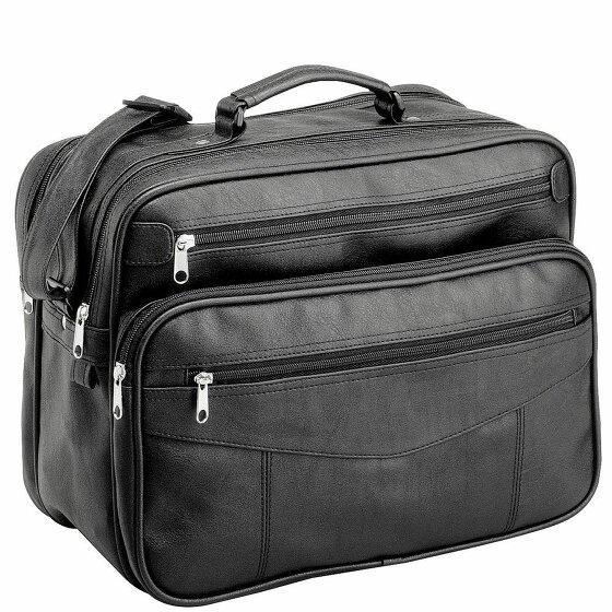 d&n Travel Bags Flugumhänger 37 cm schwarz
