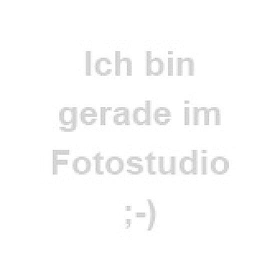 Mika Geldbörsen-Anhänger klein Leder 7 cm schwarz