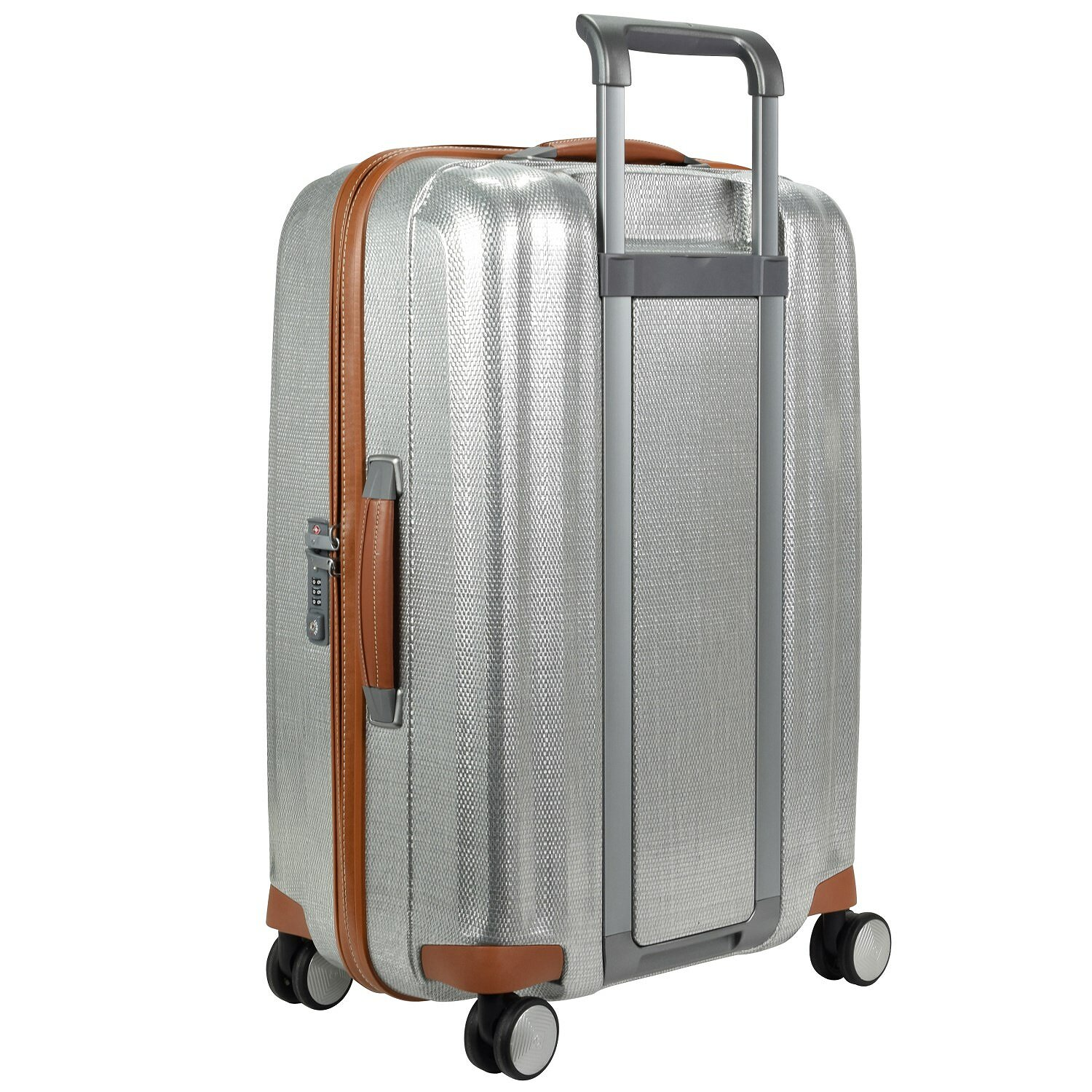samsonite lite cube dlx spinner 4 rollen trolley 68 cm eclipse grey koffer. Black Bedroom Furniture Sets. Home Design Ideas