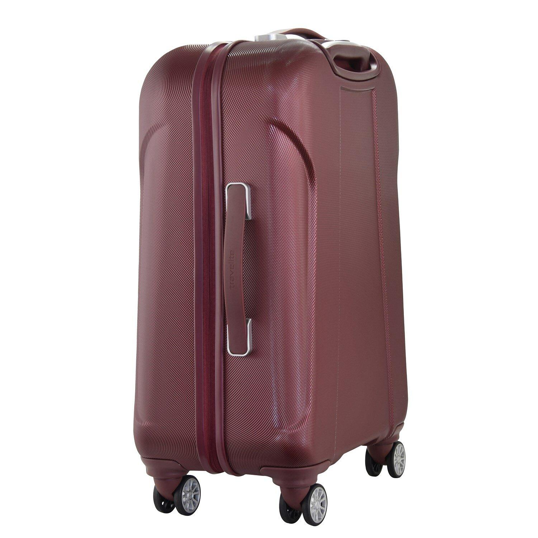 travelite elbe two 4 rollen trolley 65 cm schwarz koffer. Black Bedroom Furniture Sets. Home Design Ideas