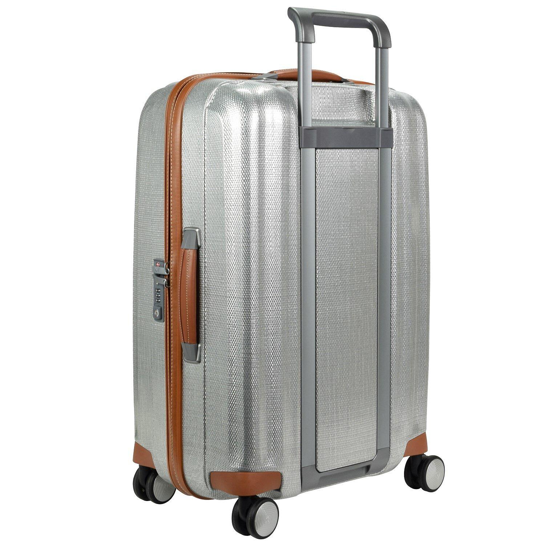 samsonite lite cube dlx spinner 4 rollen trolley 76 cm dark olive koffer. Black Bedroom Furniture Sets. Home Design Ideas