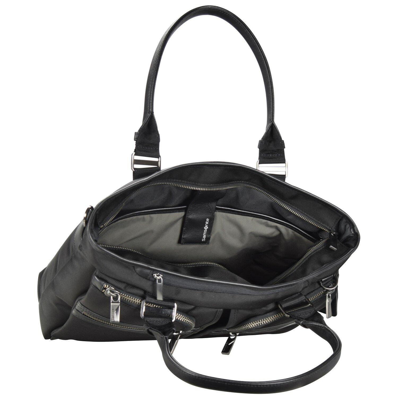 2d50388831be3 Samsonite GT Supreme Damen Aktentasche 44 cm Laptopfach black black ...