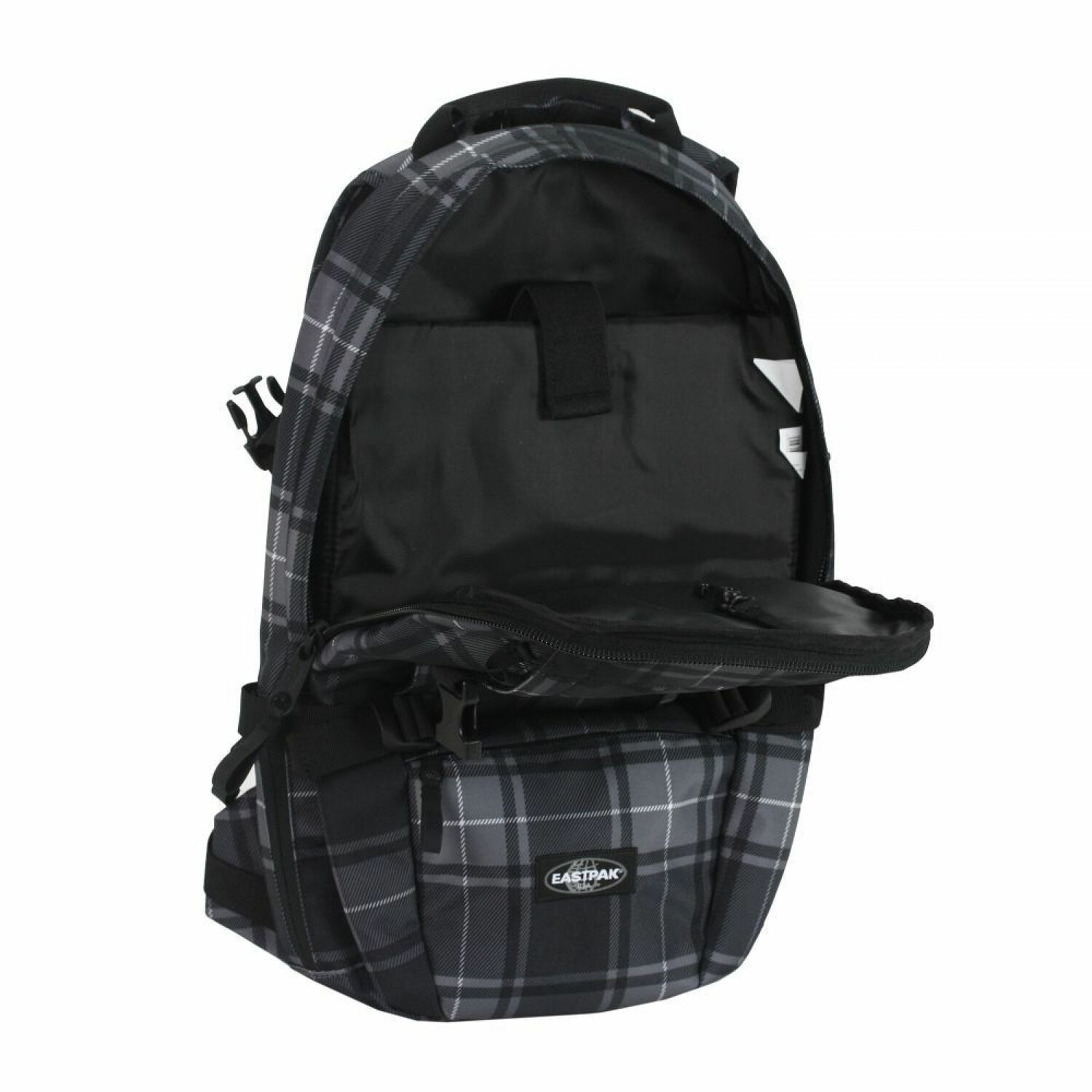 Eastpak FLOID CORE SERIES - Tagesrucksack - black/anthracite/blue grey