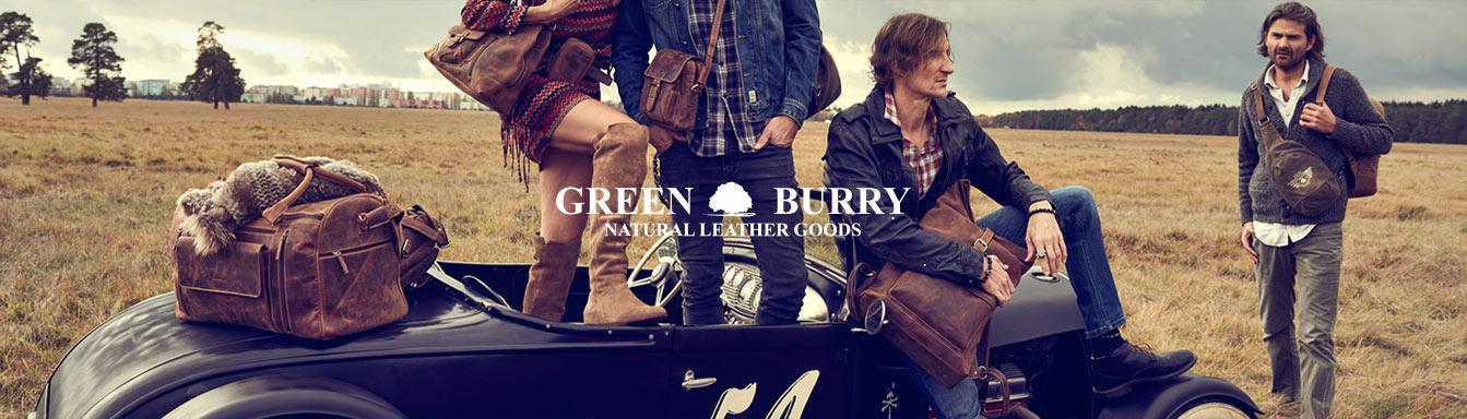 272476bf2a011 Greenburry - Geldbörse